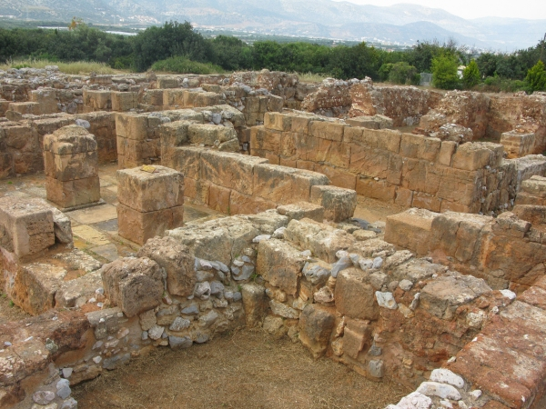 The Minoan Palace of Malia is close to the Malia resort - The Minoan Palace of Malia is close to the Malia resort